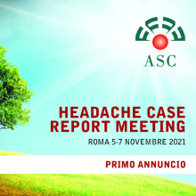 5-7/11/2021 - Headache Case Report Meeting ASC